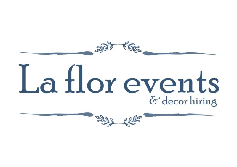 La Flor logo